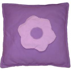 Malý polštář s motivem Kytka růžová