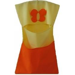 Kapsář motýl oranžový
