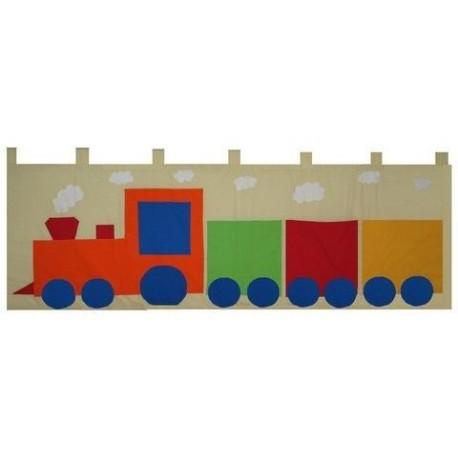 Kapsář Vlak s vagónky