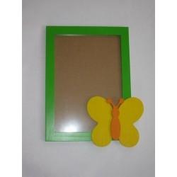 Velký rámeček Louka zelený