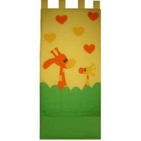 Kapsář na dveře Žirafy