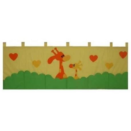 Kapsář Žirafa 150cm